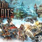 Игра Badland Bandits – бесплатный стимпанк шутер на колёсах
