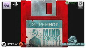 Разработчики SUPERHOT дарят нахаляву Mind Control Delete