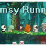 Обзор релиза игры Clumsy Runners в Steam. Розыгрыш ключей среди наших подписчиков