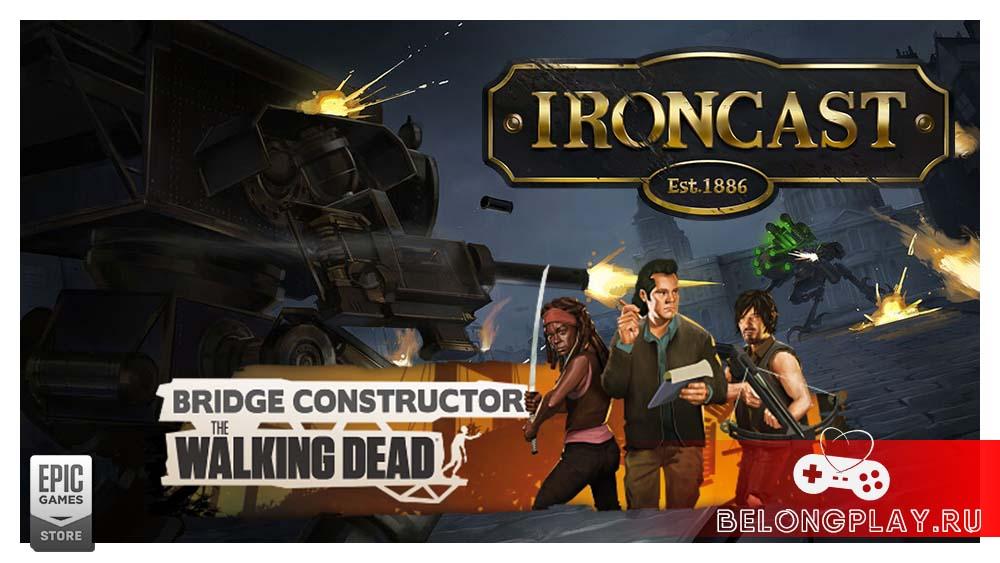 Ironcast Walking Dead