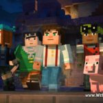 1-й эпизод игры Minecraft: Story Mode (A Telltale Games Series) доступен бесплатно в Steam