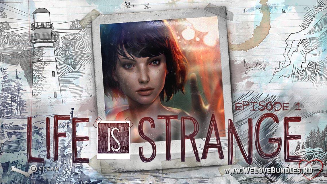 life is strange episode 1 game art logo