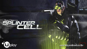 Раздача Tom Clancy's Splinter Cell бесплатно в Uplay