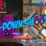 Жанр Top-Down Shooters пополнился яркими представителями: Wake the Dragon и Dashing Nineties: R.M.D.