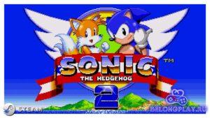 Халява: Sonic The Hedgehog 2 для SEGA Mega Drive на ПК в Steam