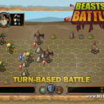 Стратегическая игра Beasts Battle доступна бесплатно на iOS и Android – разыгрываем Steam-ключи