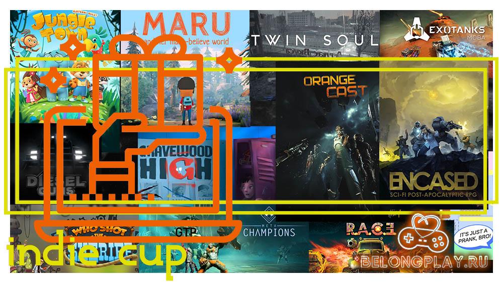 GTP Indie Cup 2020 Games
