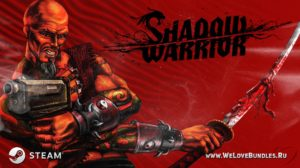 Раздача Steam-ключей игры Shadow Warrior: Special Edition