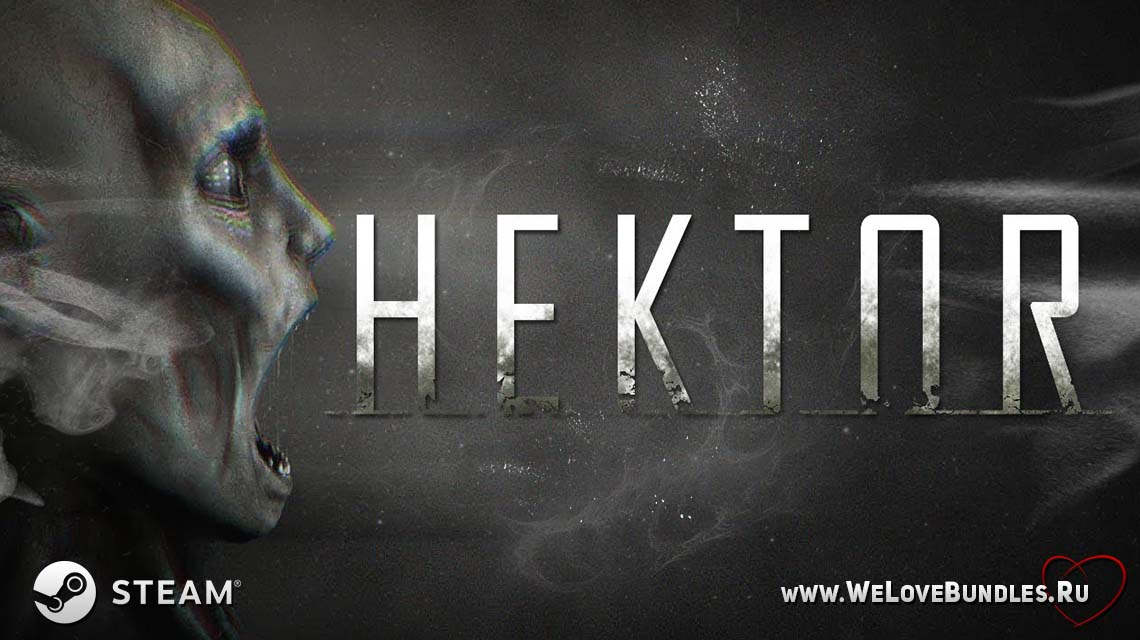 hektor game art logo