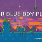 Бесплатная Steam-игра Super Blue Boy Planet — прикольный и увлекательный платформер