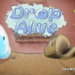Бесплатная Steam-игра Drop Alive — путешествие капли от кухни до реки