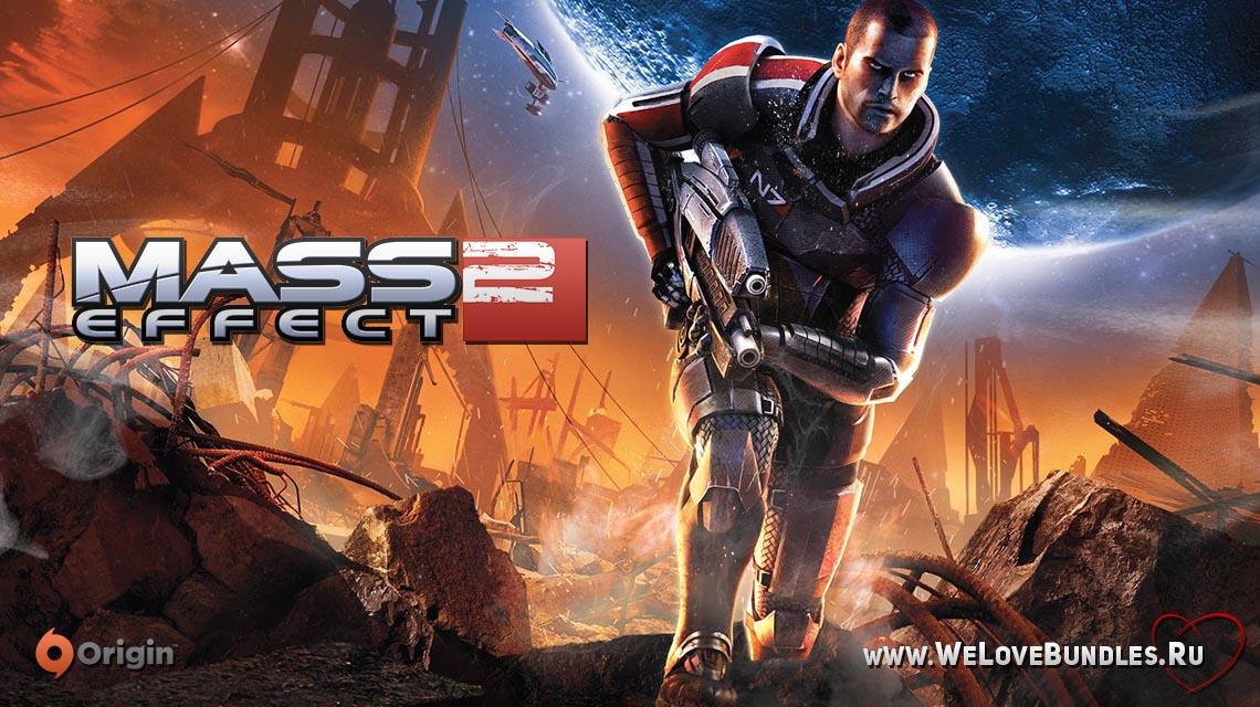 mass effect 2 game art logo