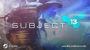 Розыгрыш Steam-игры SUBJECT 13 от студии Microids
