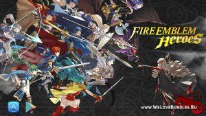 Игра Fire Emblem Heroes вышла бесплатно на iOS и Android