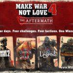 Четвёртая раздача игрового контента от SEGA: MAKE WAR NOT LOVE 4 — The Aftermath
