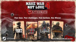 Четвёртая раздача игрового контента от SEGA: MAKE WAR NOT LOVE 4 – The Aftermath