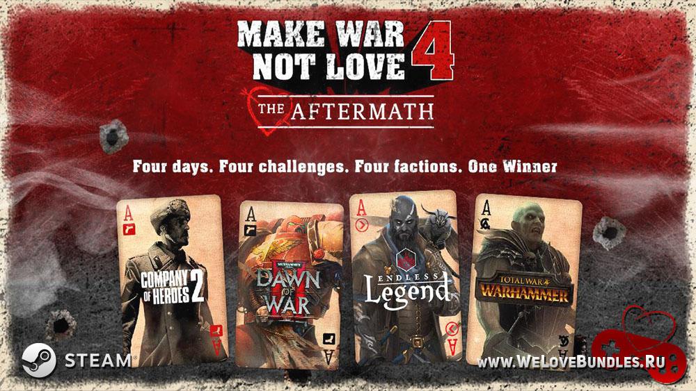Make War Not Love 4