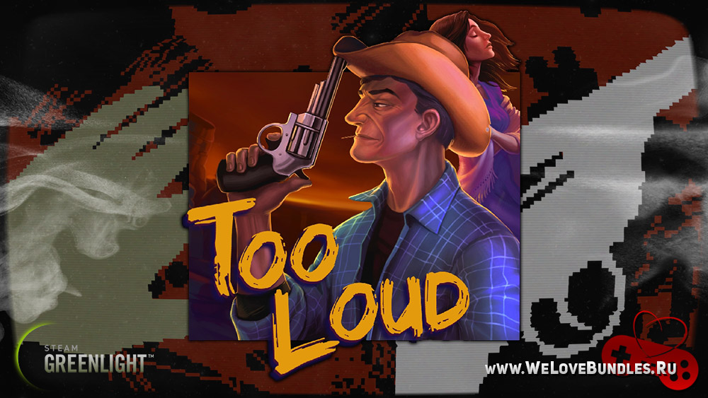 TOO LOUD Steam Game