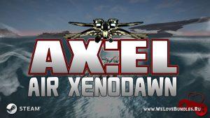 Игра AX:EL – Air XenoDawn стала бесплатной в Steam