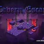 Раздача Steam-игры Cavern Escape на Indie Gala