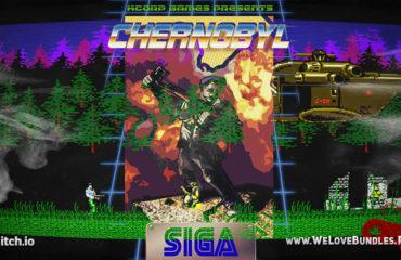 CHERNOBYL 8-bit