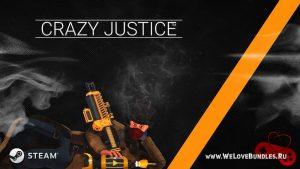 Бета-тестирование игры CRAZY JUSTICE
