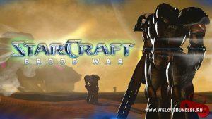 Официально классическая игра StarCraft: Brood War стала бесплатной