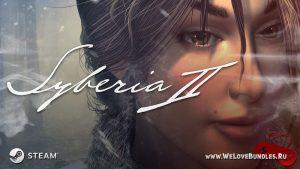 Раздача Steam-ключей игры Syberia II от Microids