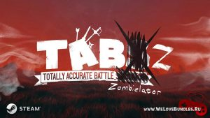 Раздача ключей от игры Totally Accurate Battle Zombielator