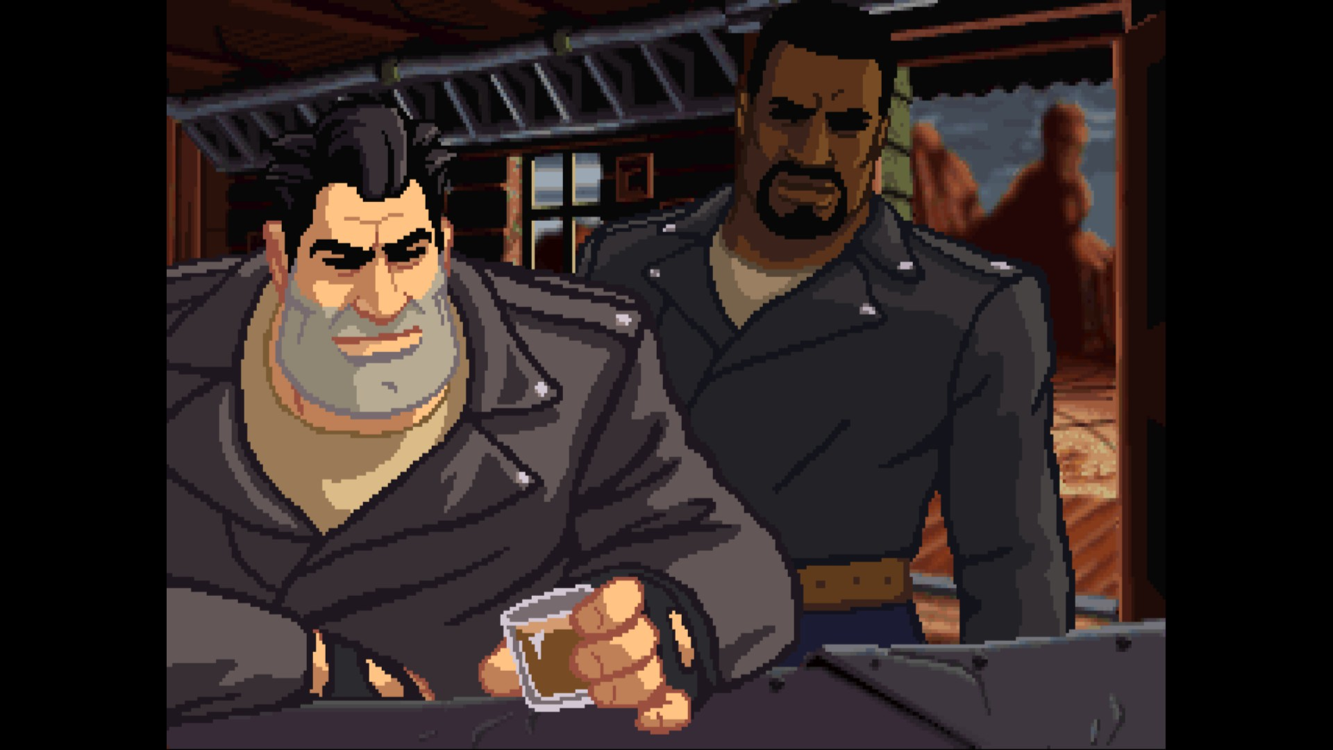 Full Throttle Remastered WLB