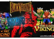 Бесплатные ретро-игры от Blizzard: Blackthorne, The Lost Vikings и Rock N' Roll Racing