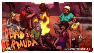 Бесплатная раздача игры DEAD IN BERMUDA в Origin