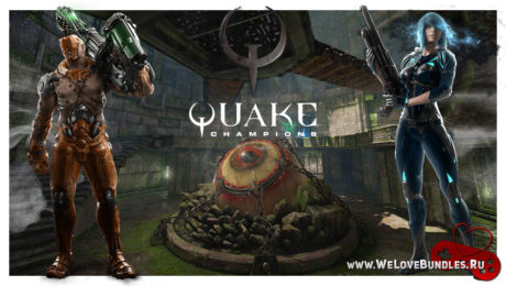 Quake Champions Wallpaper