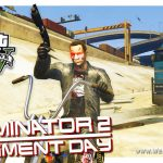 Постановка ТЕРМИНАТОР 2 на движке и модах игры Grand Theft Auto 5