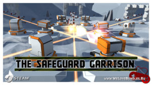 Раздача Steam-ключей игры The Safeguard Garrison