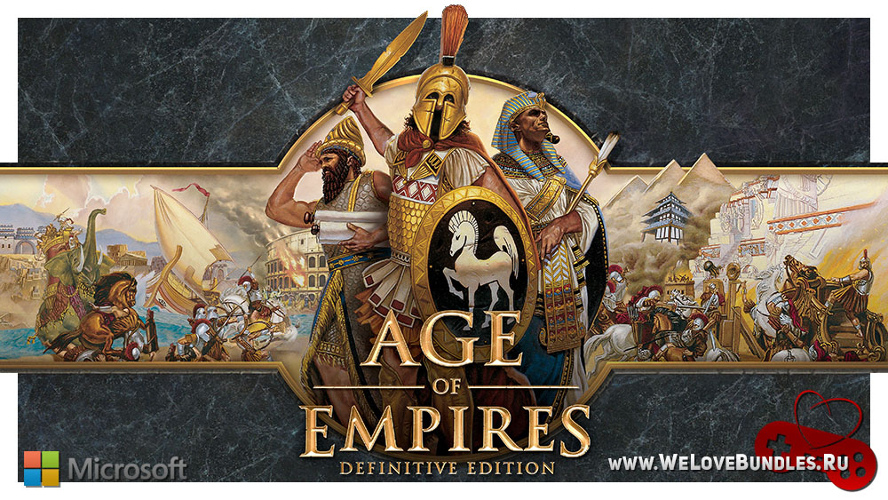 Age of Empires: Definitive Edition Wallpaper