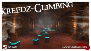 Kreedz Climbing – бесплатная игра в Steam без насилия!