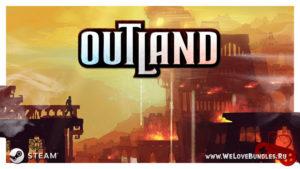 Игра Outland стала бесплатной в Steam