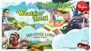 Розыгрыш 3-х Steam-ключей от игр серии Weather Lord