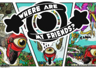 Игра Where Are My Friends?: путешествие по планетам в 4-х жанрах