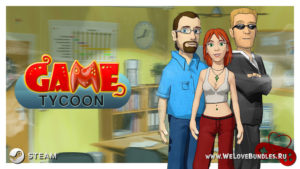 Раздача Стим-ключей игры Game Tycoon 1.5