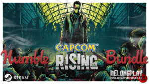 Сочный Rising бандл от Capcom на Humble Bundle