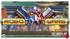 Раздача 50.000 ключей от игры Robowars бесплатно