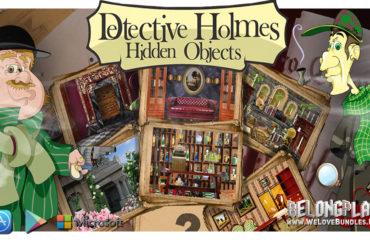Detective Holmes: hidden objects