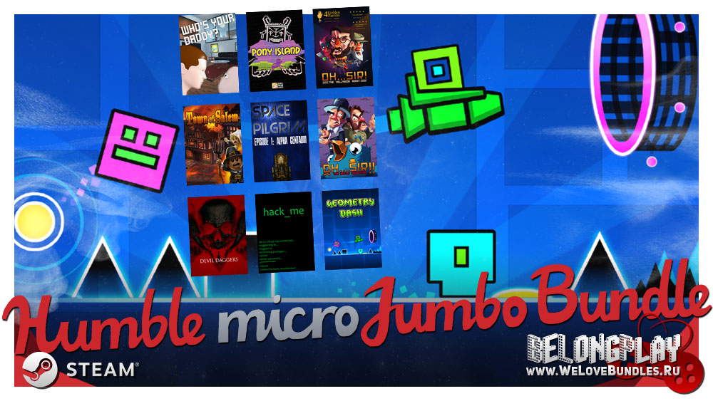 Humble microJUMBO Bundle