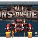 Steam халява – получаем ключи All Guns On Deck