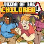 Раздача ключей бета-теста игры Think of the Children