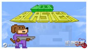 Бесплатная Steam-игра Woof Blaster: пёс с бластером