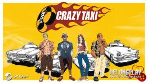SEGA дарит Steam-ключи игры Crazy Taxi бесплатно