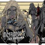 Нуарная комикс-игра Metropolis: Lux Obscura. Розыгрыш ключей!